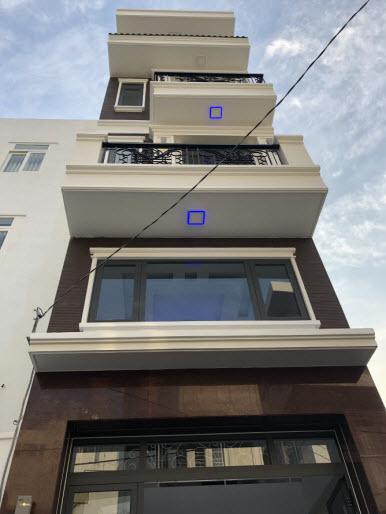 Bán nhà cao cấp Nguyễn Bỉnh Khiêm, P1, Gò Vấp, Dt 3,7x14, 4 lầu.