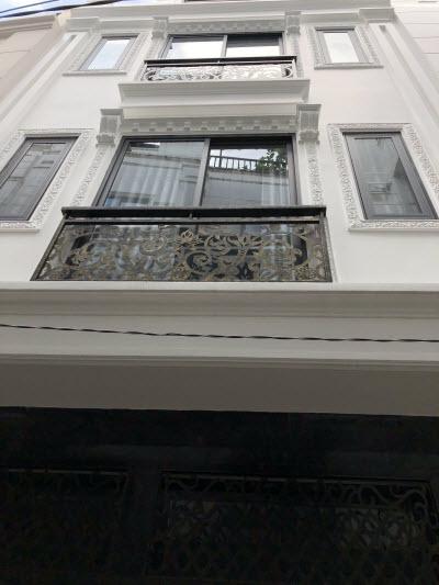 Bán nhà cao cấp hẻm Thích Quảng Đức, P5, Phú Nhuận, Dt 5x7,6, 1 trệt, 2 lầu, sân thượng