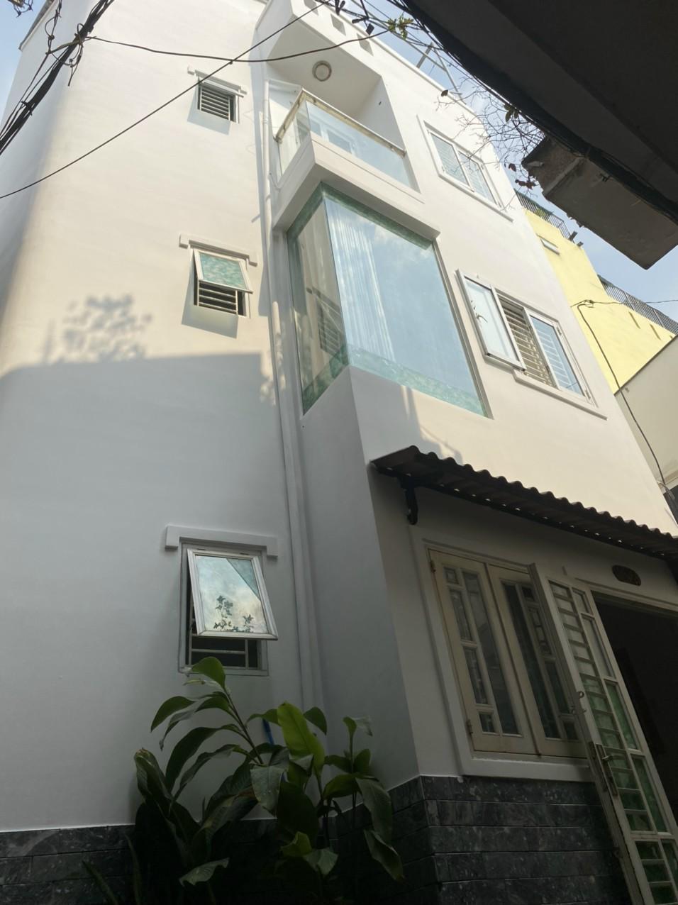 Nhà 3 lầu Trần Quang Khải Tân Định Quận 1 giá 3.55 tỷ
